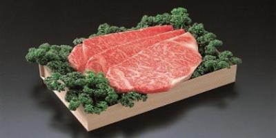 佐賀産和牛ロースステーキ3枚