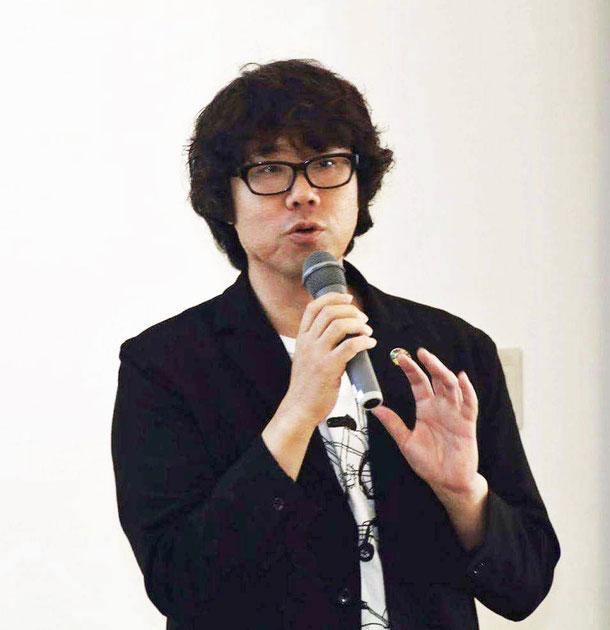 講師:石原 達也さん (NPO法人岡山NPOセンター 代表)