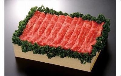 佐賀産和牛モモしゃぶしゃぶ・すき焼き用